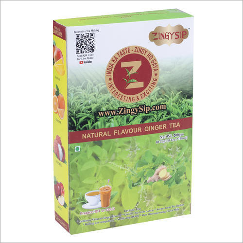 Zingysip Natural Dry Ginger Tea