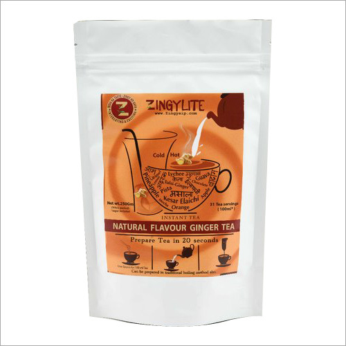 Zingysip zingylite Natural Dry Ginger Tea