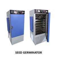 SEED GERMINATOR (SINGLE CHAMBER) WITH DIGITAL TEMPERATURE CONTROLLER