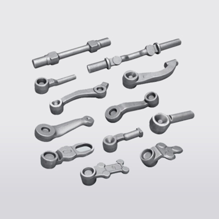 Forged Tie Rod End & Drop Arms