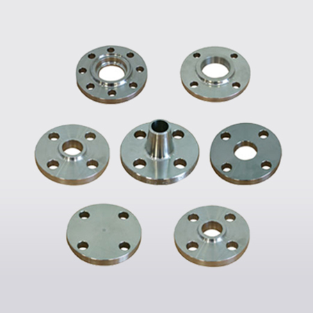 Forged & Machined Flanges