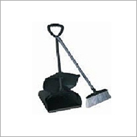 Dustpan With Long Broom