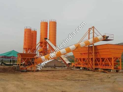 Batching Plant Belt Conveyor System