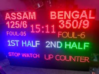 Moving- Scrolling LED Display Board