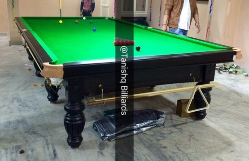 Antique Luxury Snooker Table