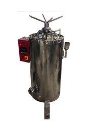 Mild Steel Autoclave Vertical