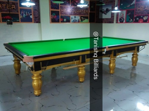 Antique Modern Snooker Table