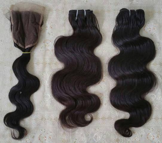 Black Body Wave Human Hair