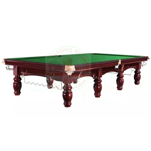 6 by 12 Snooker Table