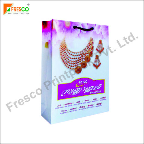 Designer Jewellery Paper Bag