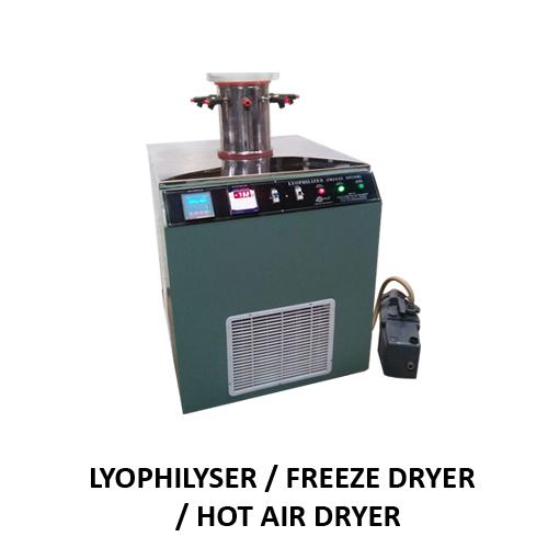 Lyophilizer (Freeze Dryer)