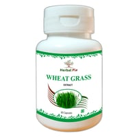 Wheat Grass Extract Capsules