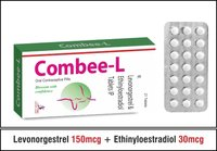 Levonorgestrel + Ethinyloestradiol Tablets IP