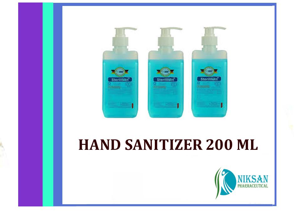 HAND SANITIZER 500ML