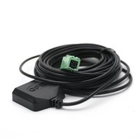 Car GPS Navigation Antenna Connector With GT5 Male Cable