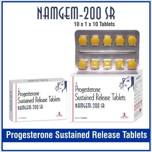 Micronised Progesterone  200 mg./ (SR) 200 mg./(SR) 300 mg.