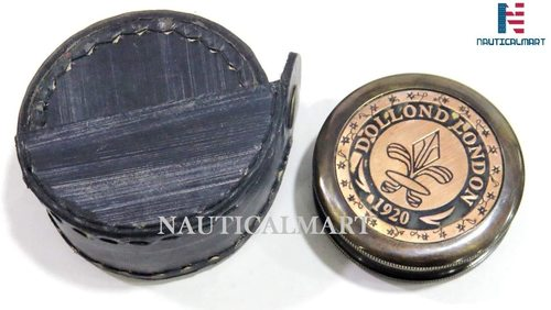 Antique Compass - Dollond London 1920- Confirmation Gift - Baptism Gifts - Corporate Gift - unsual Gift - Keepsake - Nautical Gift - Graduation Gift -...