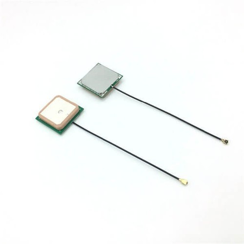 GNSS GPS Antenna High Gain Ceramic Patch Internal GPS GLONAS Antenna 28dB 1575.42MHZ IPX Connector
