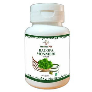 Bacopa Monneri Extract Capsules