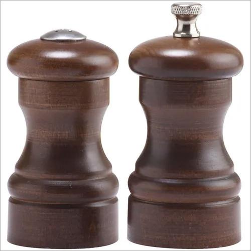 Pepper Mill Grinder Wooden Premium 4