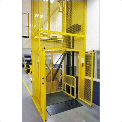 Industrial Cargo Lift