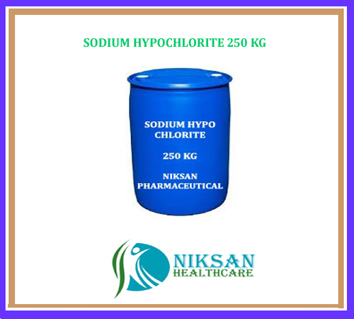 SODIUM HYPOCHLORITE SOLUTION 200KG