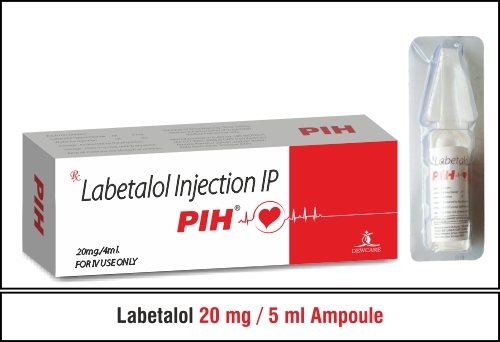 Labetalol  5mg/per ml