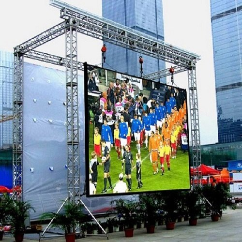 Led Rental screen