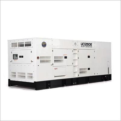 Diesel Power Silent Generator