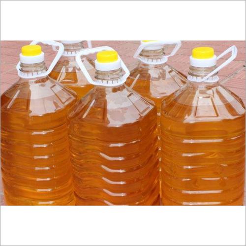 Non-Edible Crude Jatropha Oil