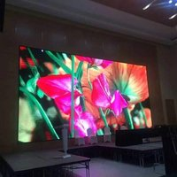 large screen for advertisement
