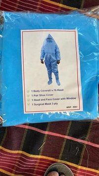 PPE kit Coverall
