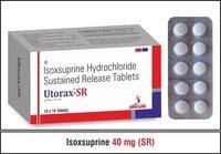 Isoxsuprine (SR) 40mg.