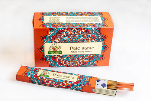 PALO SANTO NATURAL MASALA INCENSE