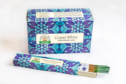 COPAL WHITE NATURAL MASALA INCENSE
