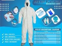 White PPE Kit