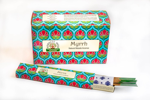 MYRRH NATURAL MASALA INCENSE