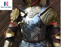 NauticalMart Medieval Reenactment Knight Half Suit of Armor