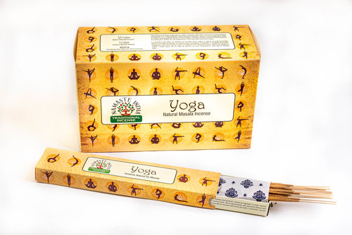 FOR EXPORT ONLY - NATURAL MASALA INCENSE
