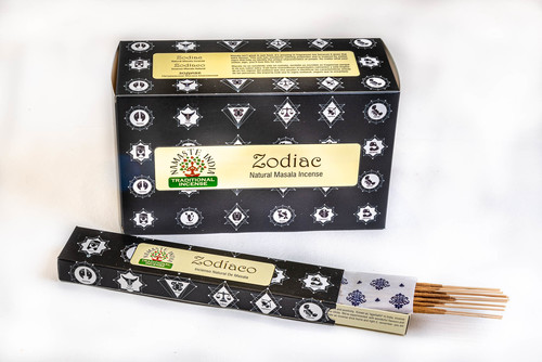 ZODIAC NATURAL MASALA INCENSE