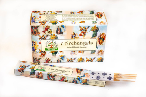 7 ARCHANGELS NATURAL MASALA INCENSE