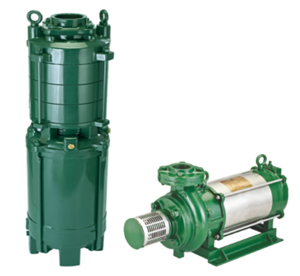 Open-Well Submersible Pumps