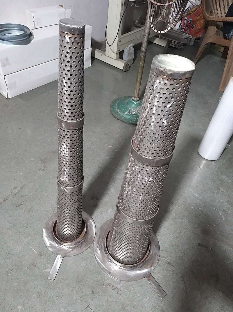 Conical Filters