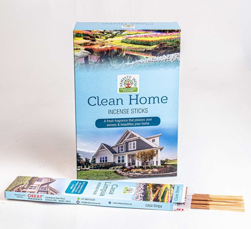 CLEAN HOME INCENSE STICKS
