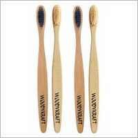 Woodykraft Bamboo Toothbrush