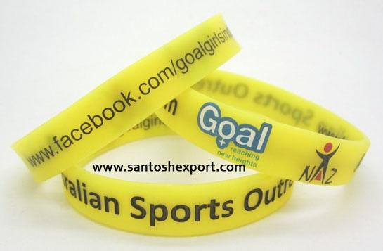 Promotional  Silicone Wristband