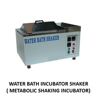 WATER BATH INCUBATOR SHAKER (METABOLIC SHAKER)