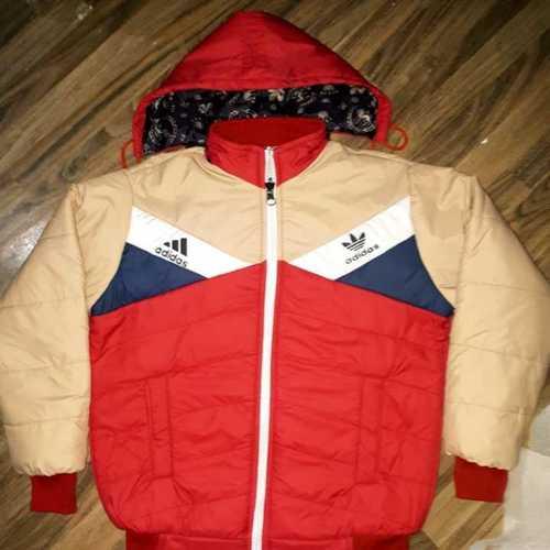 Kids Full Sleeves Hooded Jacket