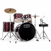 Mapex Tornado 5-Piece Drum Kit With Hardware And Cymbals