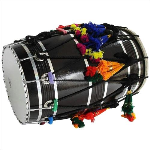 Musica Mango Wood Punjabi Bhangra Dhol Padded Carry Bag